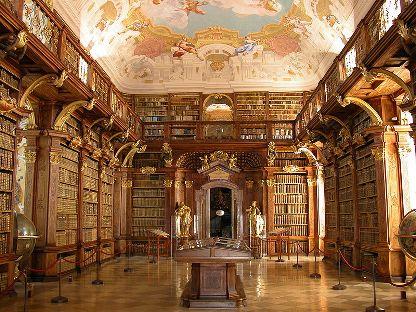 メルク修道院 図書室.jpg