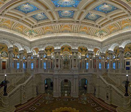 アメリカ議会図書館(Library of...